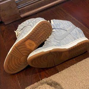 Nike Shoes - Nike Wedge Sneaker